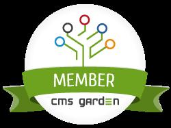 CMS-Garden-Mitglied