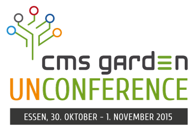 CMS Garden Unconference Logo