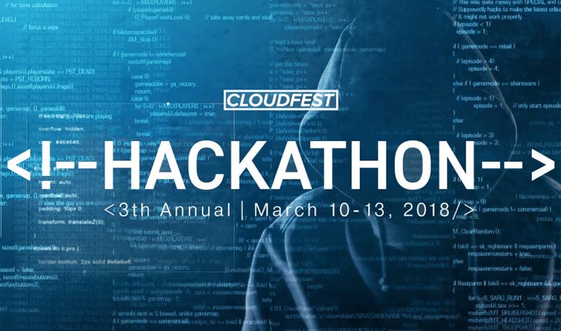 Logo CloudFest Hackathon