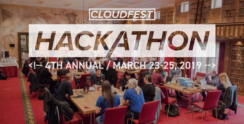 4. CloudFest Hackathon, 23.-25. März 2019