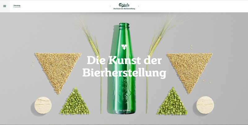 Startseite Carlsberg.de