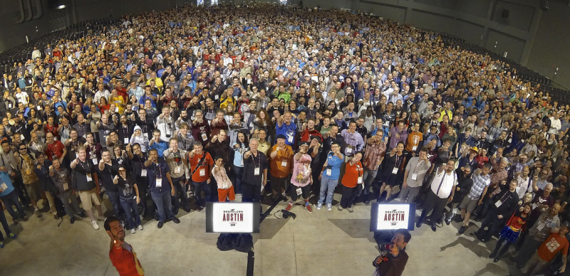 Group photo DrupalCon Austin 2015
