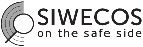 project logo: SIWECOS - on the safe side
