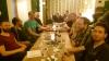 Foto Gruppe beim Stammtisch in Leipzig