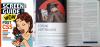 Abbildung: Titel des Magazins und erste Doppelseite des Artikels